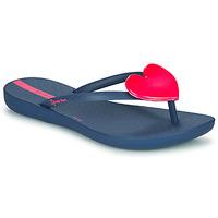 Schoenen Meisjes Slippers Ipanema MAXI FASHION Blauw / Roze