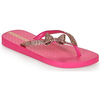 Schoenen Meisjes Slippers Ipanema LOLITA IV Roze