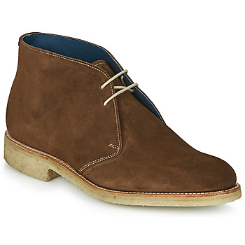 Schoenen Heren Laarzen Barker CONNER Brown