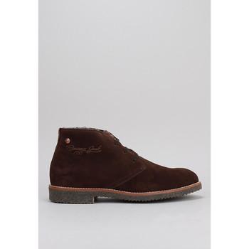 Schoenen Heren Laarzen Panama Jack GUNTER IGLOO Brown