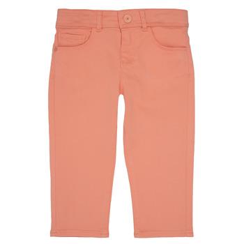Textiel Meisjes 5 zakken broeken Ikks CARLOTTA Orange