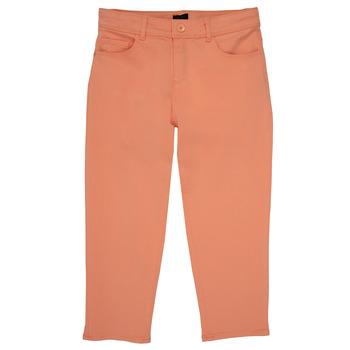 Textiel Meisjes 5 zakken broeken Ikks NADEGE Orange