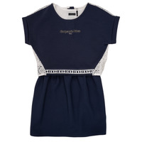 Textiel Meisjes Korte jurken Ikks NIEL Marine