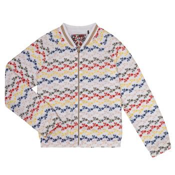 Textiel Meisjes Jasjes / Blazers Ikks DAN Multicolour