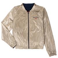 Textiel Meisjes Wind jackets Ikks PAULETTE Marine / Goud