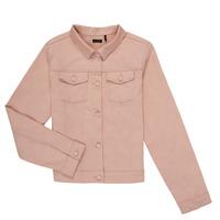 Textiel Meisjes Jasjes / Blazers Ikks SARA Orange