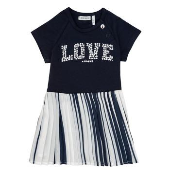 Textiel Meisjes Korte jurken Ikks POELA Marine