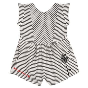 Textiel Meisjes Jumpsuites / Tuinbroeken Ikks NANIZA Multicolour
