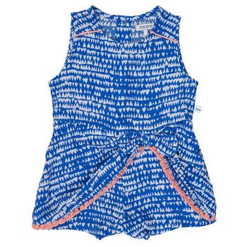 Textiel Meisjes Jumpsuites / Tuinbroeken Ikks BEO Blauw