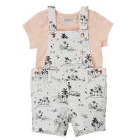 Textiel Meisjes Jumpsuites / Tuinbroeken Ikks BARTA Multicolour
