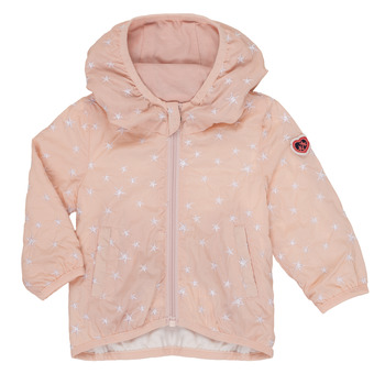 Textiel Meisjes Wind jackets Ikks LOLINA Roze