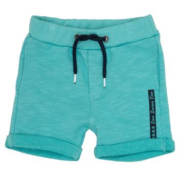 Textiel Jongens Korte broeken / Bermuda's Ikks POLEMAN Turquoise