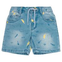 Textiel Jongens Korte broeken / Bermuda's Ikks PONERMO Blauw