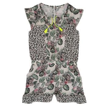 Textiel Meisjes Jumpsuites / Tuinbroeken Kaporal JOCA Groen