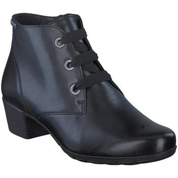 Schoenen Dames Enkellaarzen Mephisto ISABELLE Zwart