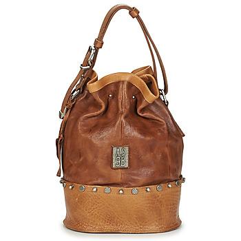 Tassen Dames Handtassen kort hengsel Airstep / A.S.98 RISTA Brown