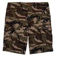Textiel Jongens Korte broeken / Bermuda's Quiksilver CRUCIAL BATTLE Camo