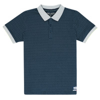 Textiel Jongens Polo's korte mouwen Teddy Smith OVER Marine