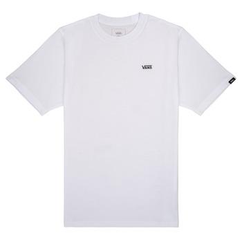 Textiel Jongens T-shirts korte mouwen Vans BY LEFT CHEST Wit