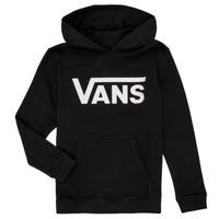 Textiel Jongens Sweaters / Sweatshirts Vans BY VANS CLASSIC HOODIE Zwart