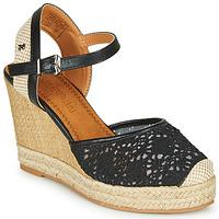 Schoenen Dames Sandalen / Open schoenen Refresh LARENA Zwart