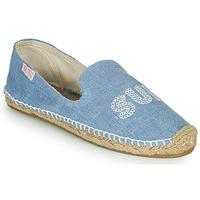 Schoenen Dames Espadrilles Banana Moon THAIS BENDIGO Blauw