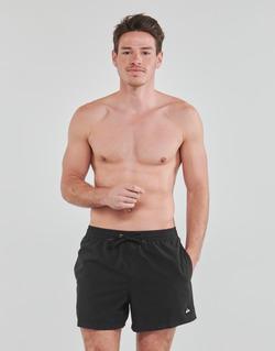 Textiel Heren Zwembroeken/ Zwemshorts Quiksilver EVERYDAY VOLLEY Zwart