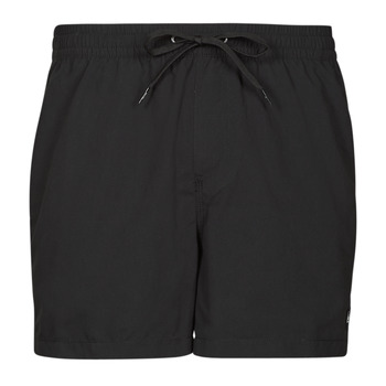 Textiel Heren Zwembroeken/ Zwemshorts Quiksilver EVERYDAY VOLLEY Zwart