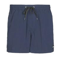 Textiel Heren Zwembroeken/ Zwemshorts Quiksilver EVERYDAY VOLLEY Marine