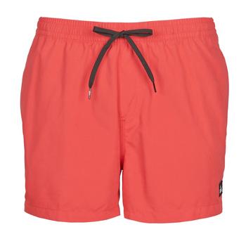 Textiel Heren Zwembroeken/ Zwemshorts Quiksilver EVERYDAY VOLLEY Rood