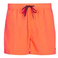 Textiel Heren Zwembroeken/ Zwemshorts Quiksilver EVERYDAY VOLLEY Corail