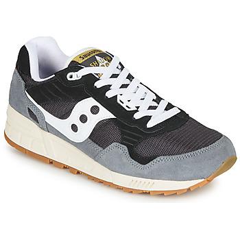 Schoenen Heren Lage sneakers Saucony Shadow 5000 Marine / Grijs