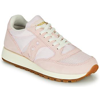 Schoenen Dames Lage sneakers Saucony Jazz Vintage Roze