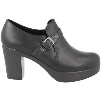 Schoenen Dames Low boots Clowse 9F186 Negro