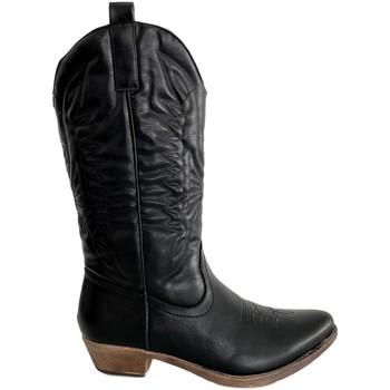 Schoenen Dames Hoge laarzen Kylie K1936307 Negro