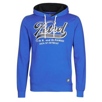 Textiel Heren Sweaters / Sweatshirts Petrol Industries Sweater Hooded Seascape