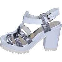 Schoenen Dames Sandalen / Open schoenen Sergio Cimadamore sandali pelle Bianco