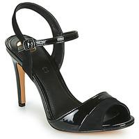 Schoenen Dames Sandalen / Open schoenen Buffalo 1291145 Zwart