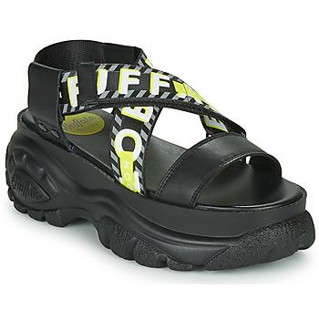 Schoenen Dames Sandalen / Open schoenen Buffalo 1501036 Zwart