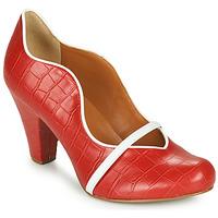 Schoenen Dames pumps Cristofoli NEFI Rood