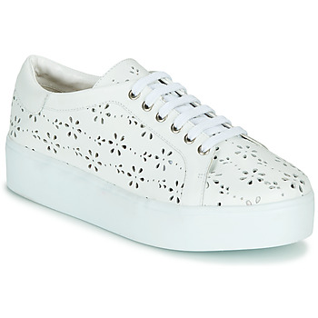 Schoenen Dames Lage sneakers Cristofoli NALA Wit