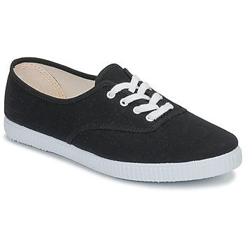 Schoenen Lage sneakers Yurban ARTOUM Zwart