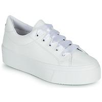 Schoenen Dames Lage sneakers Yurban JUNNY Wit