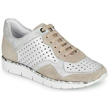 Schoenen Dames Lage sneakers Regard JARD V4 CROSTA P STONE Wit / Beige