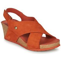 Schoenen Dames Sandalen / Open schoenen Panama Jack VALESKA Brown