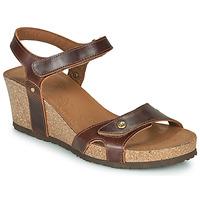 Schoenen Dames Sandalen / Open schoenen Panama Jack JULIA Brown