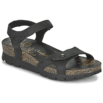 Schoenen Dames Sandalen / Open schoenen Panama Jack SULIA Zwart