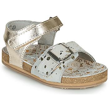 Schoenen Meisjes Sandalen / Open schoenen Mod'8 KORALY Goud