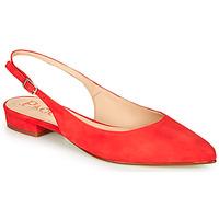 Schoenen Dames Sandalen / Open schoenen Paco Gil MARIE TOFLEX Rood