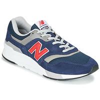Schoenen Lage sneakers New Balance 997 Blauw / Rood